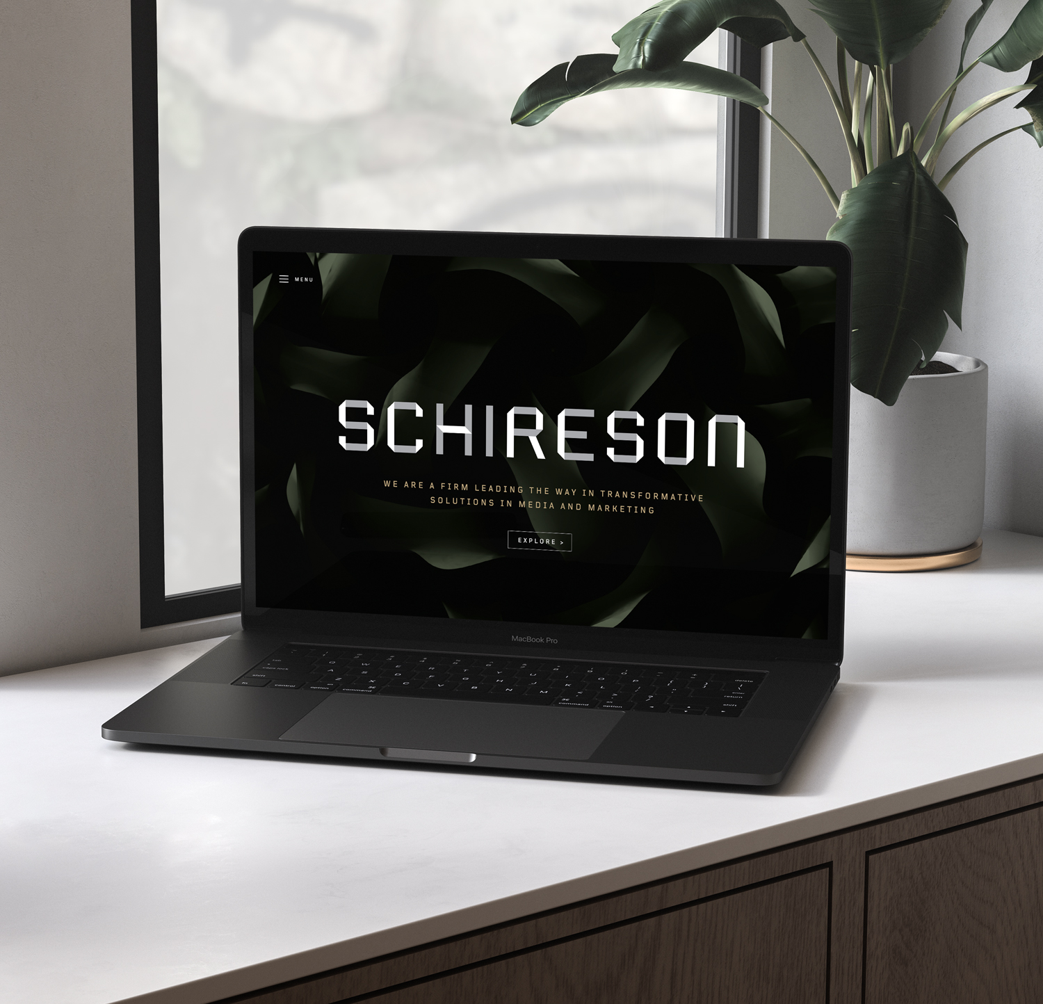 Schireson-Website-Mockup